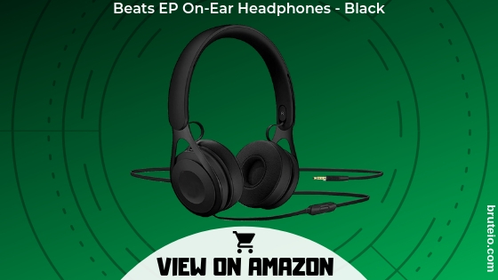 Beats EP On-Ear Headphones – Black
