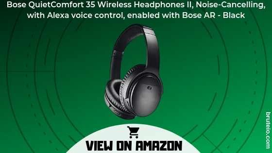 Quiet Comfort 35 Wireless Headphones II