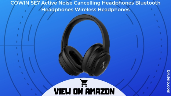 review cowin se7 active noise cancelling headphones cowin se7 active noise cancelling